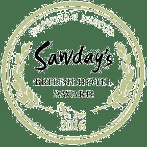 scwdays British hotel award icon