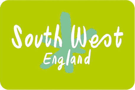 south west England icon