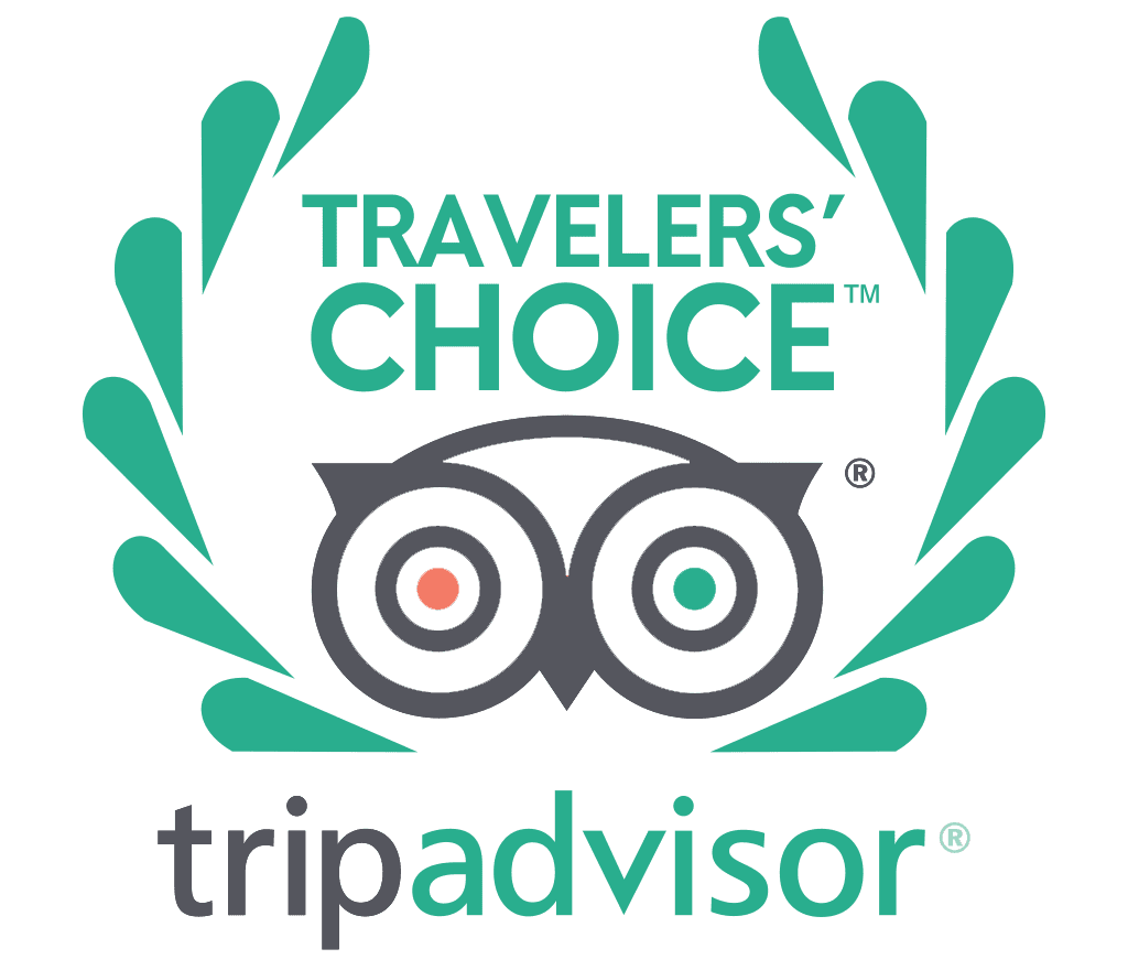 travellers choice trip advisor award icon